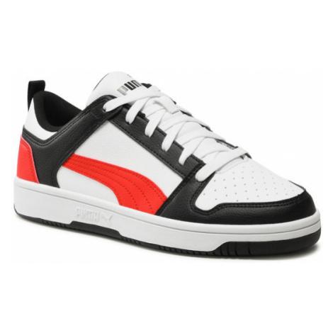 Puma Sneakersy Rebound Layup Lo Sl 369866 14 Biały