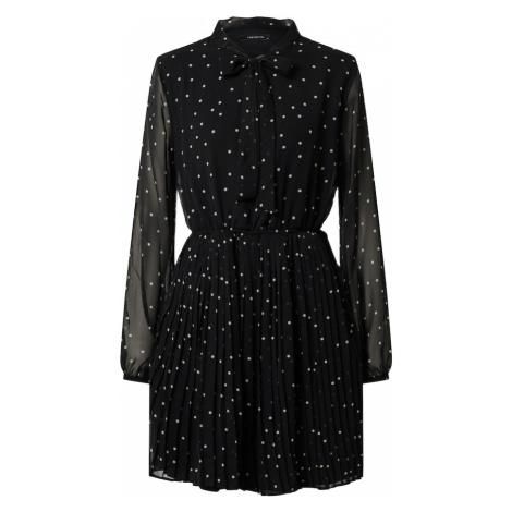 Trendyol Sukienka koszulowa czarny