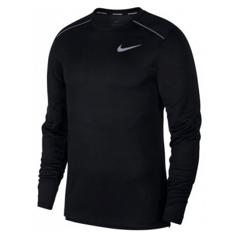 Nike DRY MILER TOP LS czarny XL - Koszulka do biegania męska