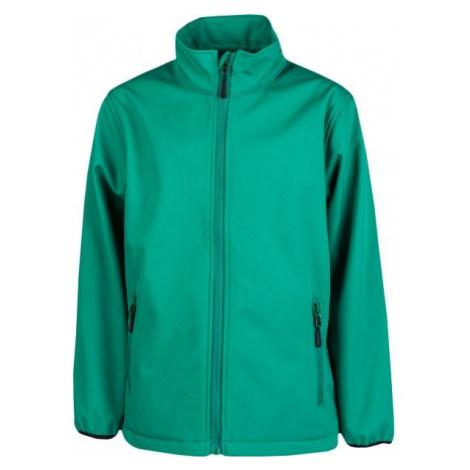 Kensis RORI JR zielony 152-158 - Kurtka softshell chłopięca