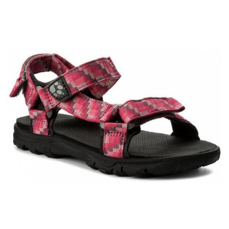 Jack Wolfskin Sandały Seven Seas 2 Sandal G 4029961 S Różowy