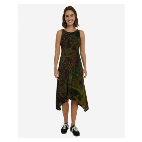 Desigual Nice Sukienka Zielony