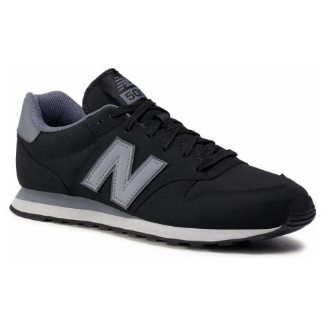Sneakersy NEW BALANCE - GM500LA1 Czarny