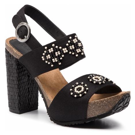 Sandały DESIGUAL - Carioca Beads 19SSHF06 2000 Czarny