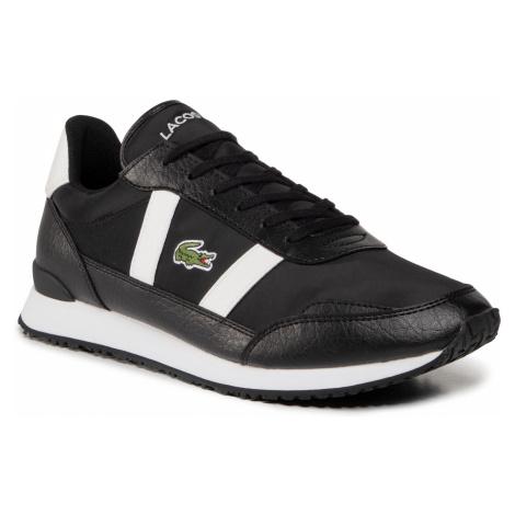 Sneakersy LACOSTE - Partner 0120 1 Sma 7-40SMA0023454 Blk/Off Wht