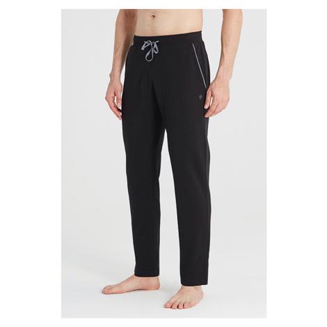 Czarne spodnie dresowe Long Blackspade