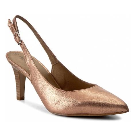 Sandały TAMARIS - 1-29614-38 Rose Metallic 952