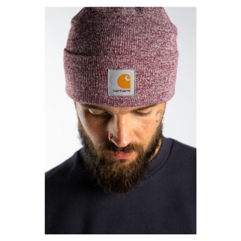 Czapka Carhartt Wip Scott Watch Hat Merlot/wax