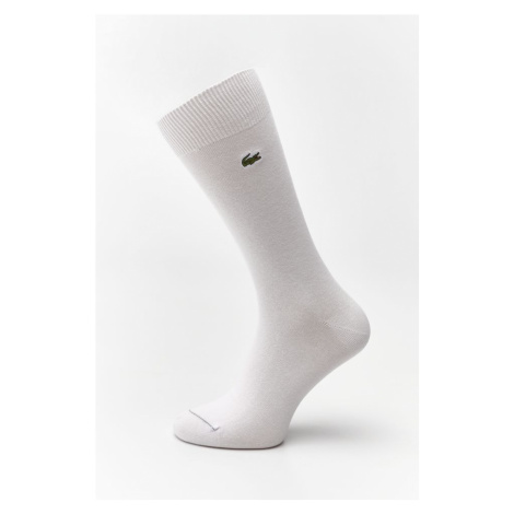 Skarpety Lacoste Socks 001 White