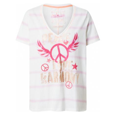 LIEBLINGSSTÜCK Koszulka różowy pudrowy