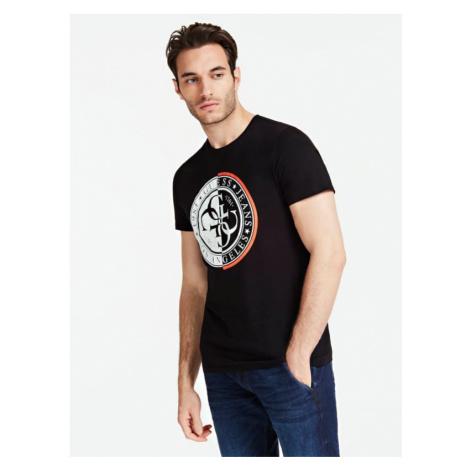 T-Shirt Z Nadrukiem Z Logo Guess