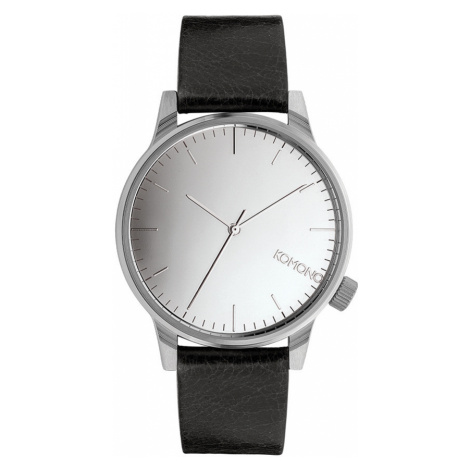 Zegarek Komono Winston Mirror Silver Black (KOM-W2892)