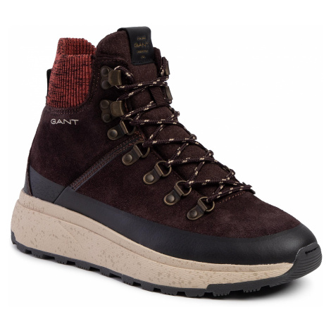 Sneakersy GANT - Tomas 19643887 Dark Brown G46