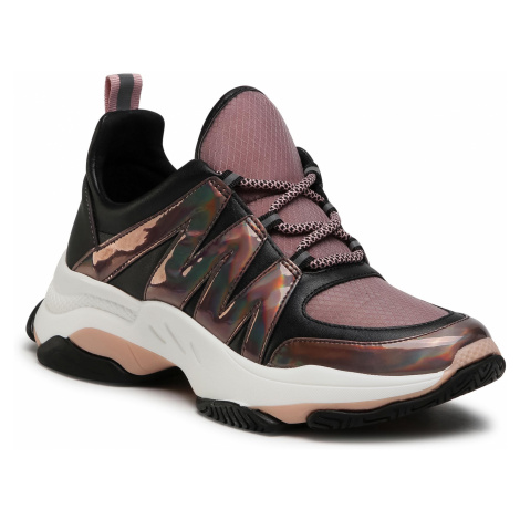Sneakersy STEVE MADDEN - Maximus SM11000383-04005-508 Purple Metallic