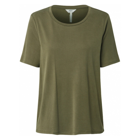 OBJECT Koszulka oliwkowy
