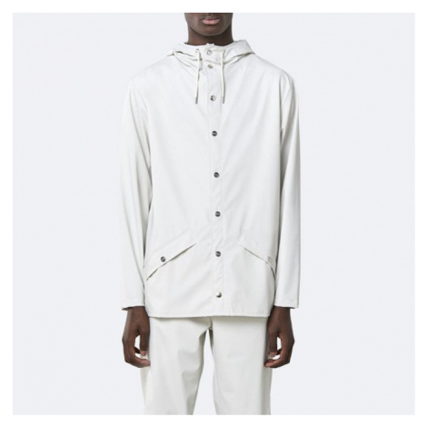 Kurtka Rains Jacket 1201 OFF WHITE