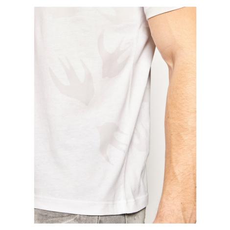 MCQ Alexander McQueen T-Shirt 291571 ROT43 9000 Biały Regular Fit