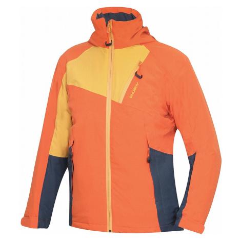 kurtka dziecięca Husky Zawi J - Faded Orange