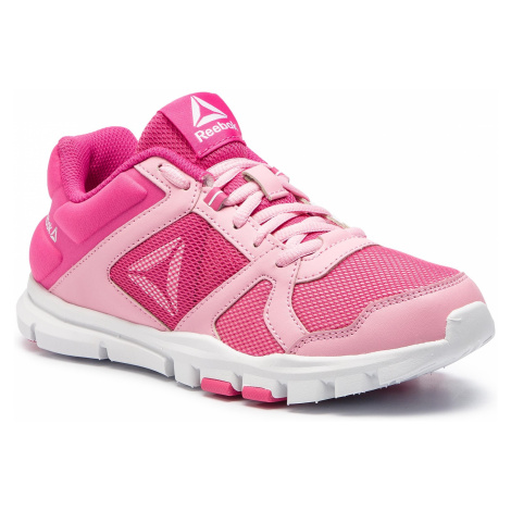Buty Reebok - Yourflex Train 10 CN8608 Light Pink/Pink/White
