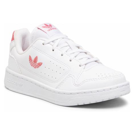 Buty adidas - Ny 90 C FX6475 Ftwwht/Hazros/Ftwwht