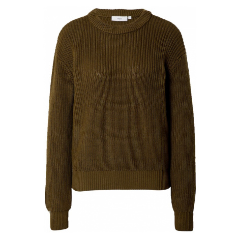 Minimum Sweter 'Mikala' oliwkowy