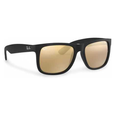 Ray-Ban Okulary przeciwsłoneczne Justin 0RB4165 622/5A Czarny