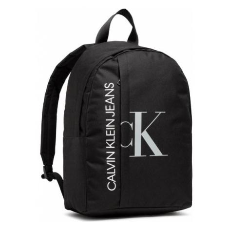 Calvin Klein Jeans Plecak Hybrid Logo Backpack IU0IU00181 Czarny