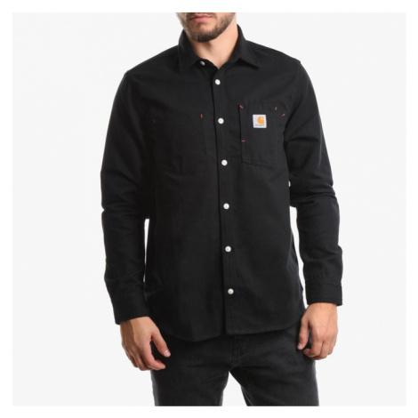 Koszula męska Carhartt WIP Tony I019762 BLACK RIGID