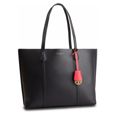 Torebka TORY BURCH - Perry Triple-Compartment Tote 53245 Black 001