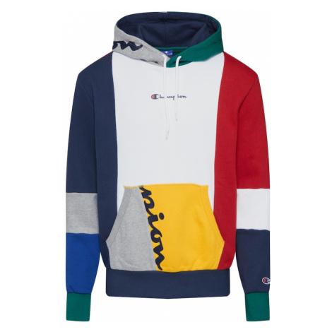 Champion Authentic Athletic Apparel Bluzka sportowa biały / mieszane kolory