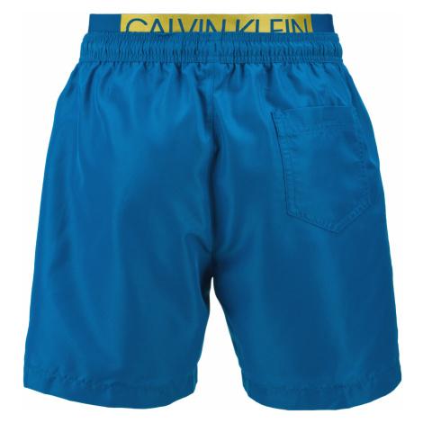 Calvin Klein Strój kąpielowy Niebieski