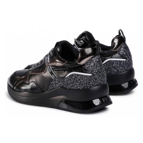Liu Jo Sneakersy Karlie 35 BF0029 TX102 Czarny