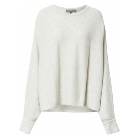 LIEBLINGSSTÜCK Sweter 'Haven' srebrno-szary