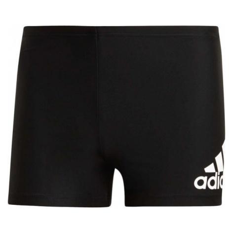 adidas FIT BX BOXER SWIM czarny 6 - Kąpielówki męskie
