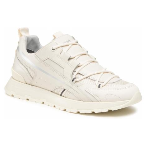 Sneakersy BOSS - Arigon 50460241 10236607 01 Open White 118 Hugo Boss