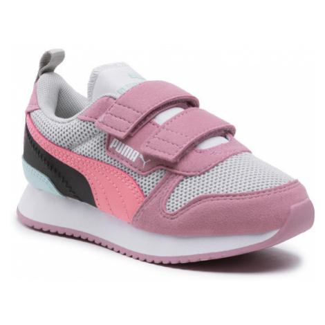 Puma Sneakersy R78 V Ps 373617 06 Różowy