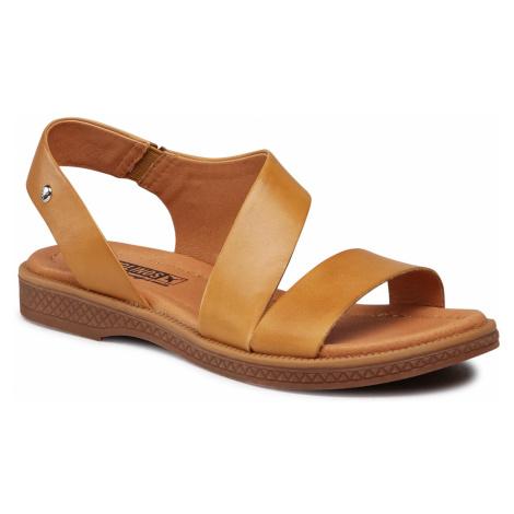 Sandały PIKOLINOS - W4E-0834 Honey