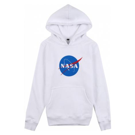 Mister Tee Bluza 'NASA' niebieski / biały
