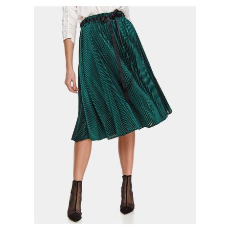TOP SECRET ciemno zielona spódnica