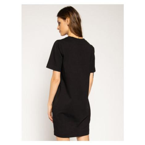 Sukienki z krótkim rękawem Moschino
