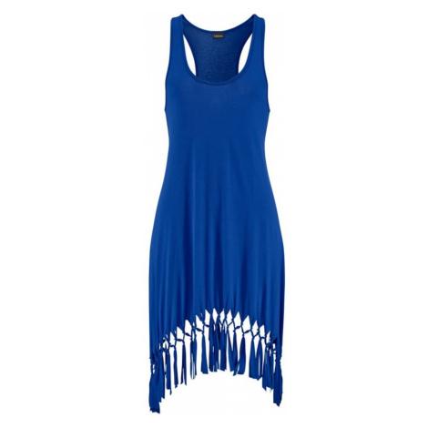 BEACH TIME Sukienka plażowa królewski błękit Beachtime