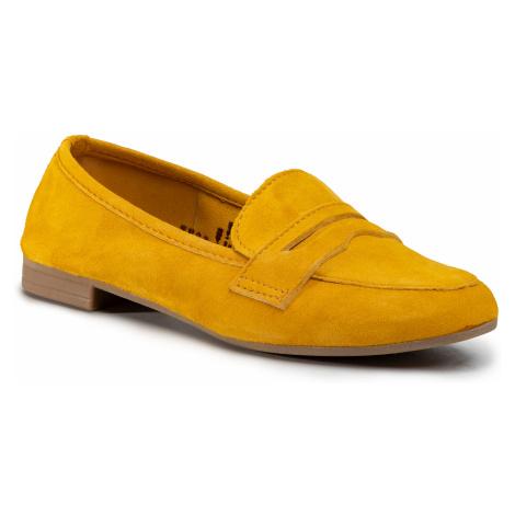 Półbuty MARCO TOZZI - 2-24224-24 Yellow 600