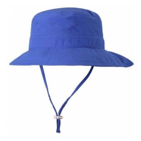 Reima dziecięcy kapelusz przeciwsłoneczny Tropical UV 50+ 52, niebieski