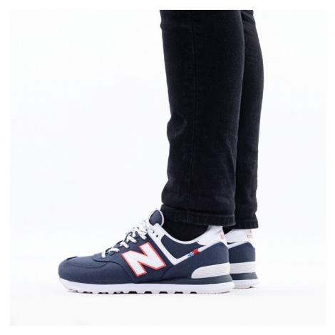 Buty męskie sneakersy New Balance ML574SOP