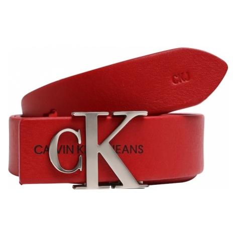 Calvin Klein Jeans Pasek czerwony