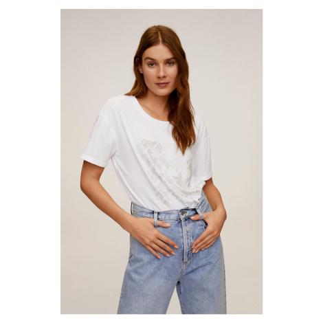 Mango - T-shirt Shine