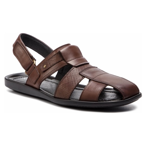 Sandały KRISBUT - 1194-2-1 Brąz