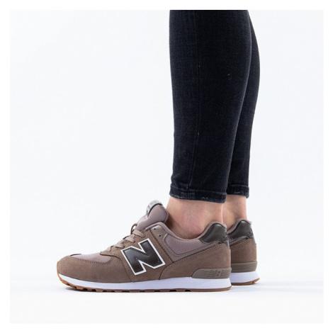 Buty damskie sneakersy New Balance GC574PRB