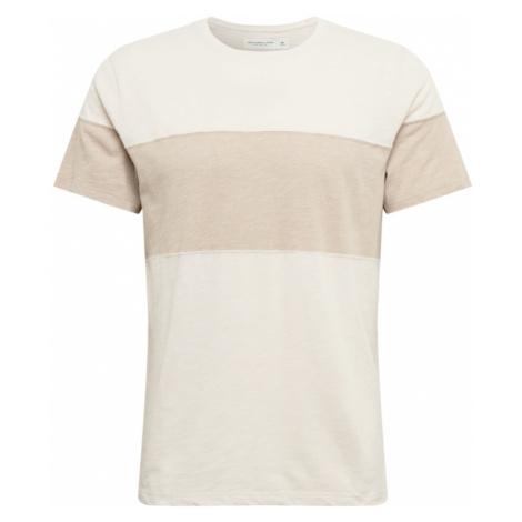 Abercrombie & Fitch Koszulka beżowy / jasny beż