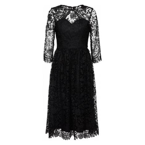 Chi Chi London Sukienka koktajlowa czarny